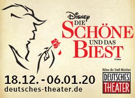 Deutsches Theater Die Schöne und das Biest